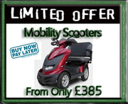 New - MOBILITY SCOOTER SALE