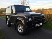 Land Rover Defender 90 9000 miles