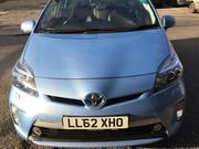 2012 Toyota Toyota Prius Plug-In Hybrid 1.8 VVT-i  5dr ELECTRI