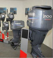 2017 Outboard Motor engine Yamaha, Honda, Suzuki, Mercury and Gasonline